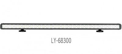 тонкая лэд балка на крышу, однорядная люстра, светодиодная фара для крыши, led балка для внедорожника